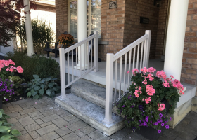 Aluminum SPINDLE Railing Systems