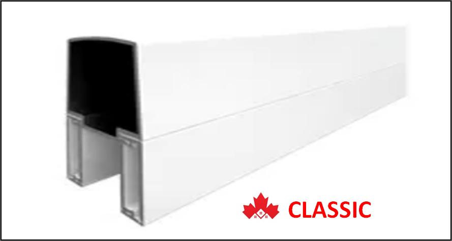 Maple CLASSIC Custom Aluminum Railing Installation Contractor Kitchener, ON