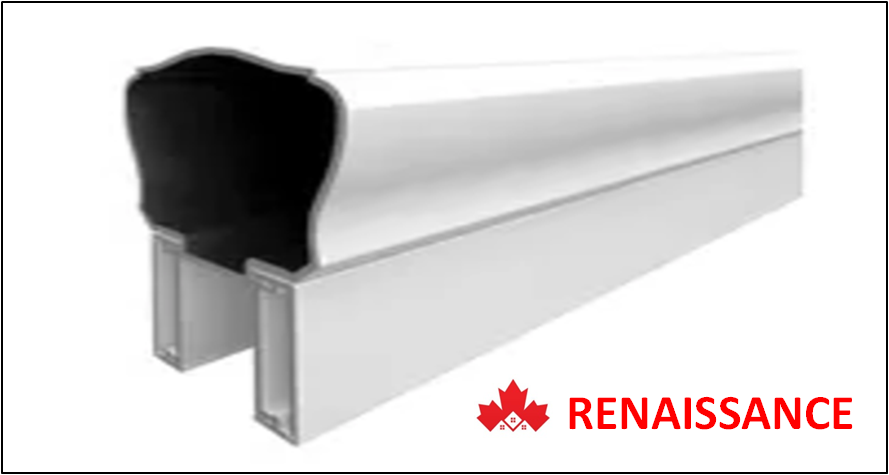 Maple RENAISSANCE Custom Aluminum Railing Installation Contractor Kitchener, ON