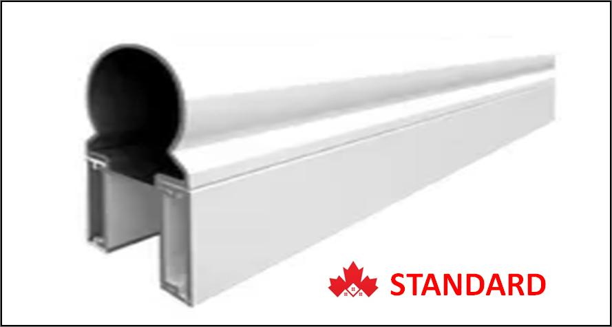 Maple STANDARD Custom Aluminum Railing Installation Contractor Kitchener, ON